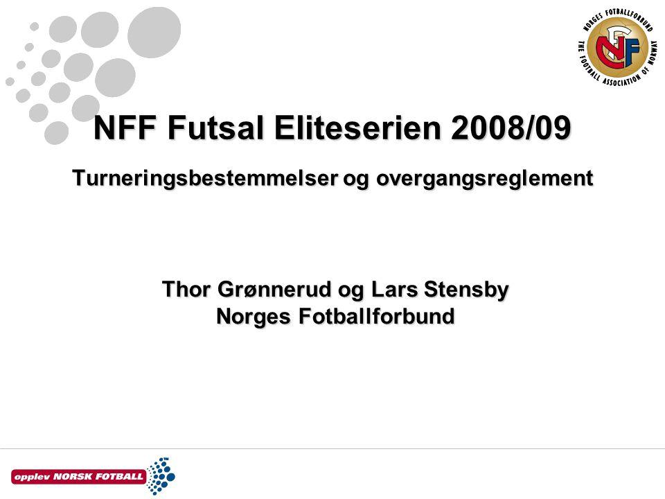 NFF Futsal Eliteserien 2008/09