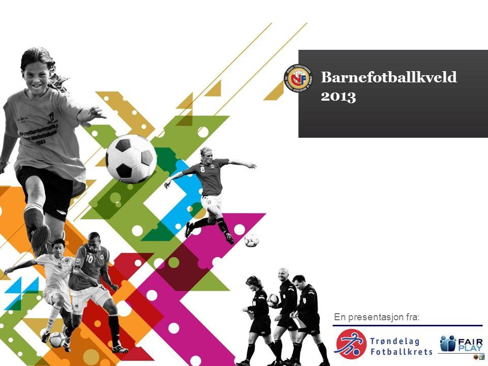 Barnefotballkveld 2013
