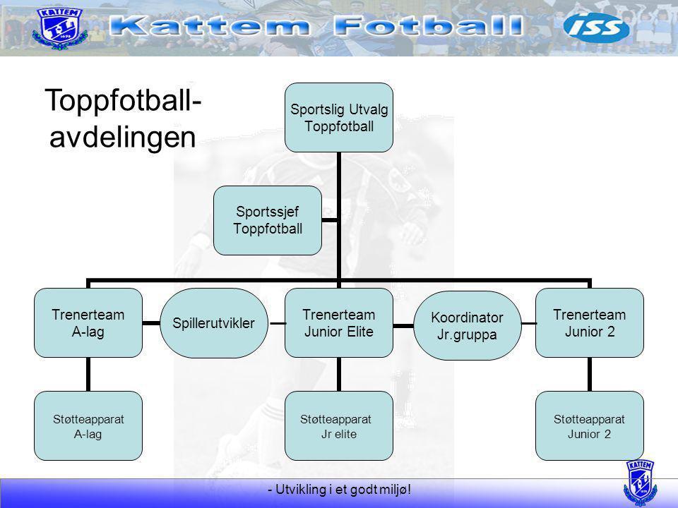 Toppfotball-avdelingen
