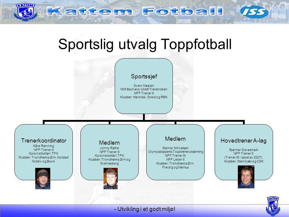 Sportslig utvalg Toppfotball
