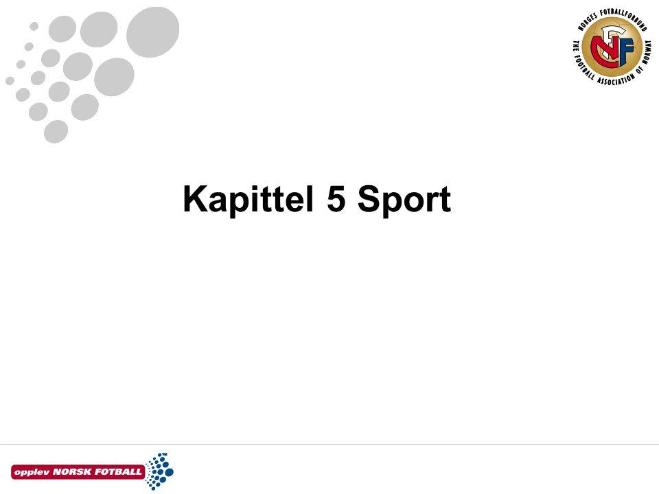 Kapittel 5 Sport