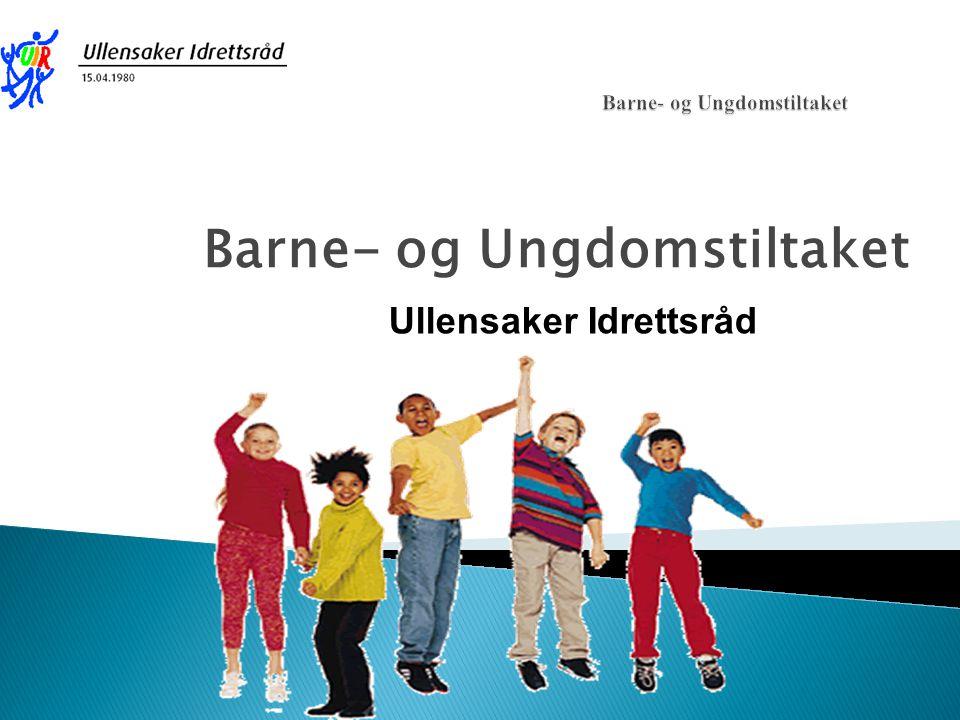 Barne- og Ungdomstiltaket
