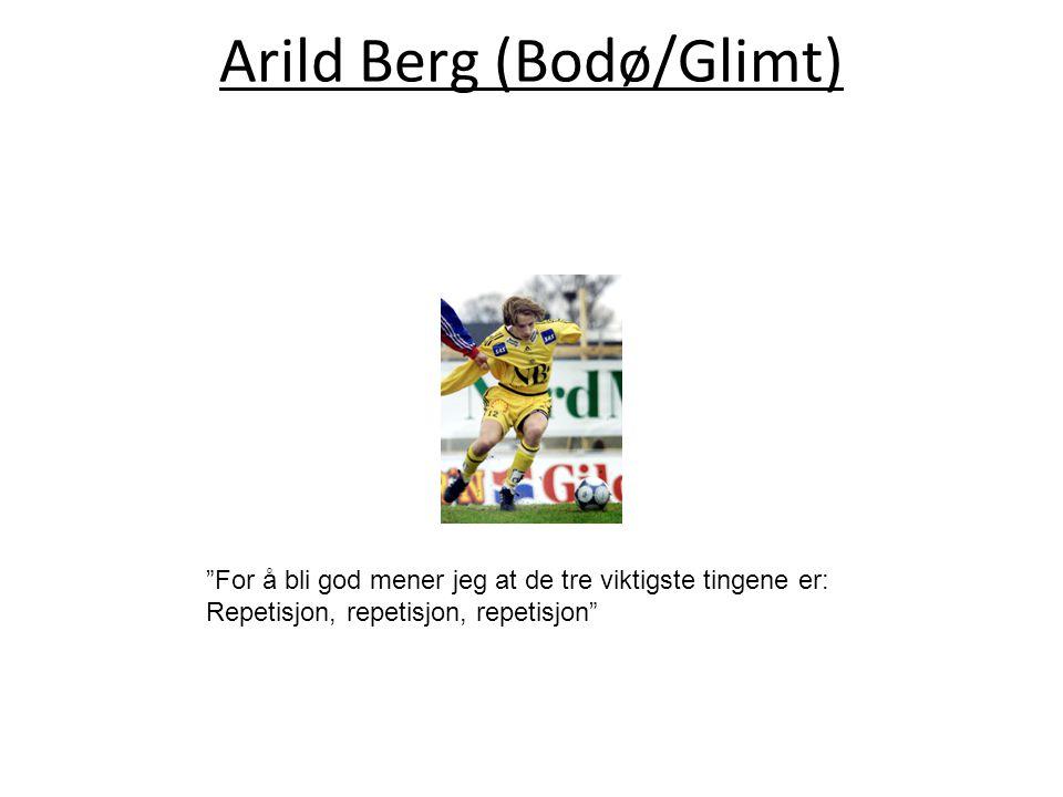 Arild Berg (Bodø/Glimt)