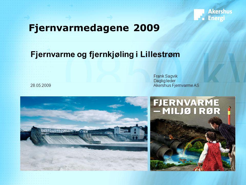 Fjernvarme og fjernkjøling i Lillestrøm
