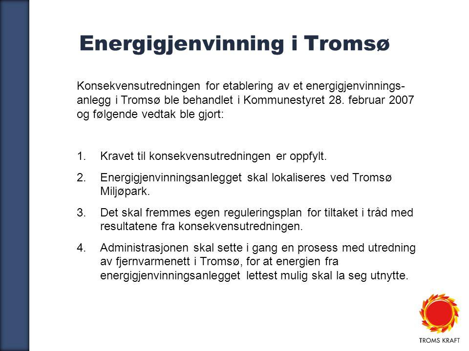 Energigjenvinning i Tromsø