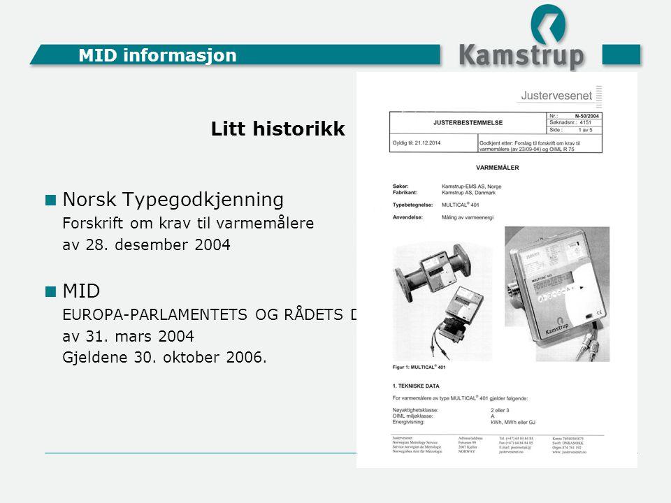 Norsk Typegodkjenning