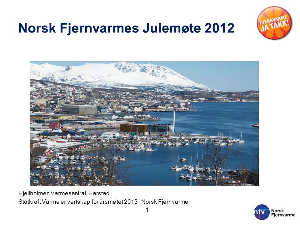 Norsk Fjernvarmes Julemøte 2012