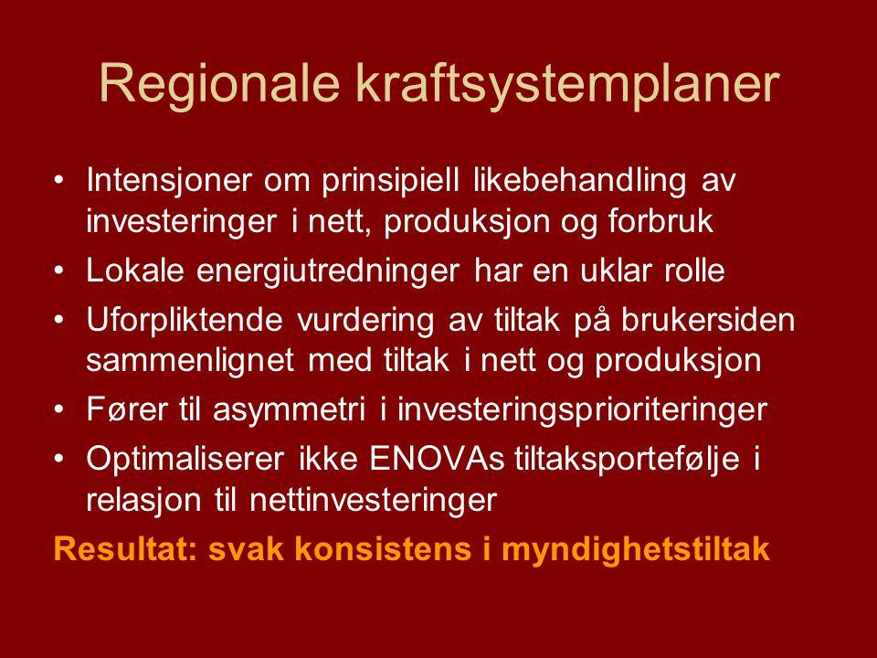 Regionale kraftsystemplaner