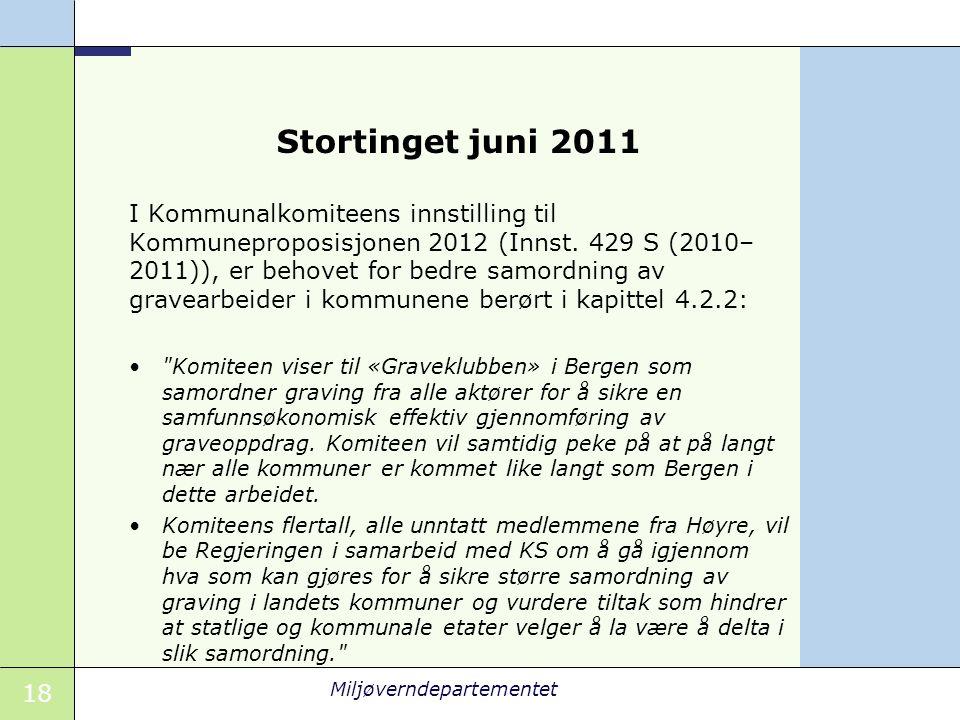Stortinget juni 2011