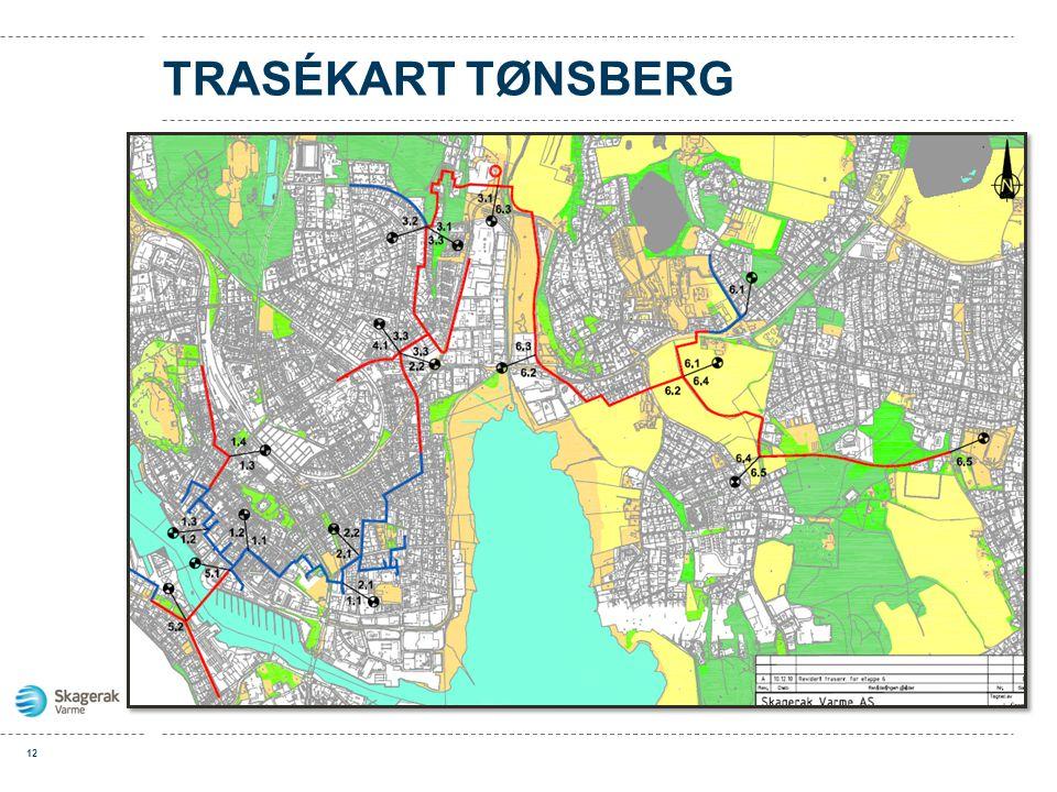 TrasÉkart TØNSBERG
