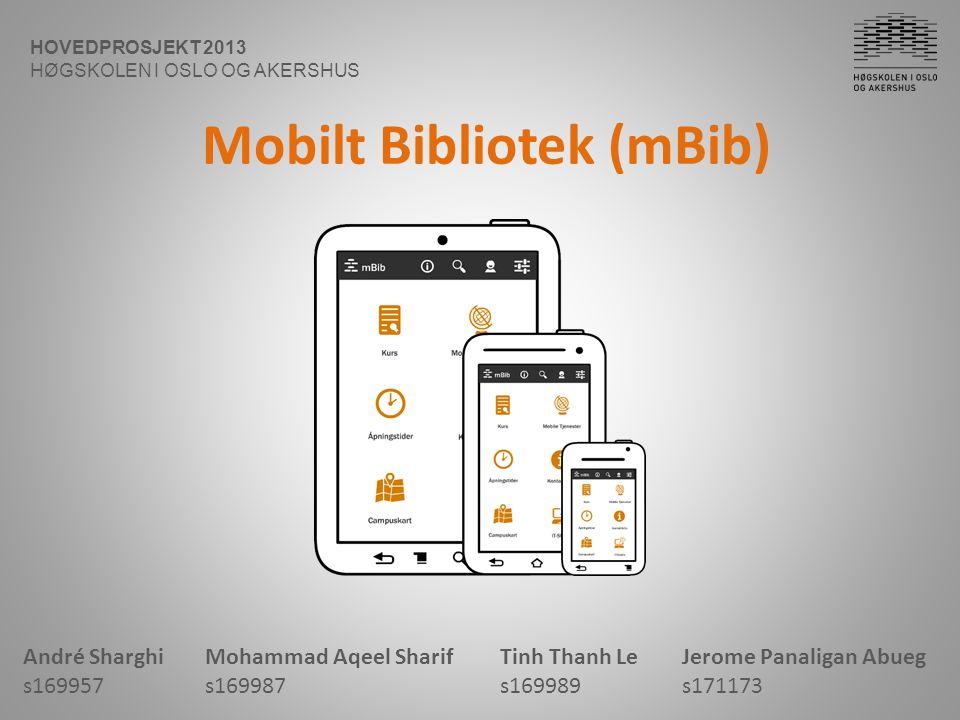 Mobilt Bibliotek (mBib)