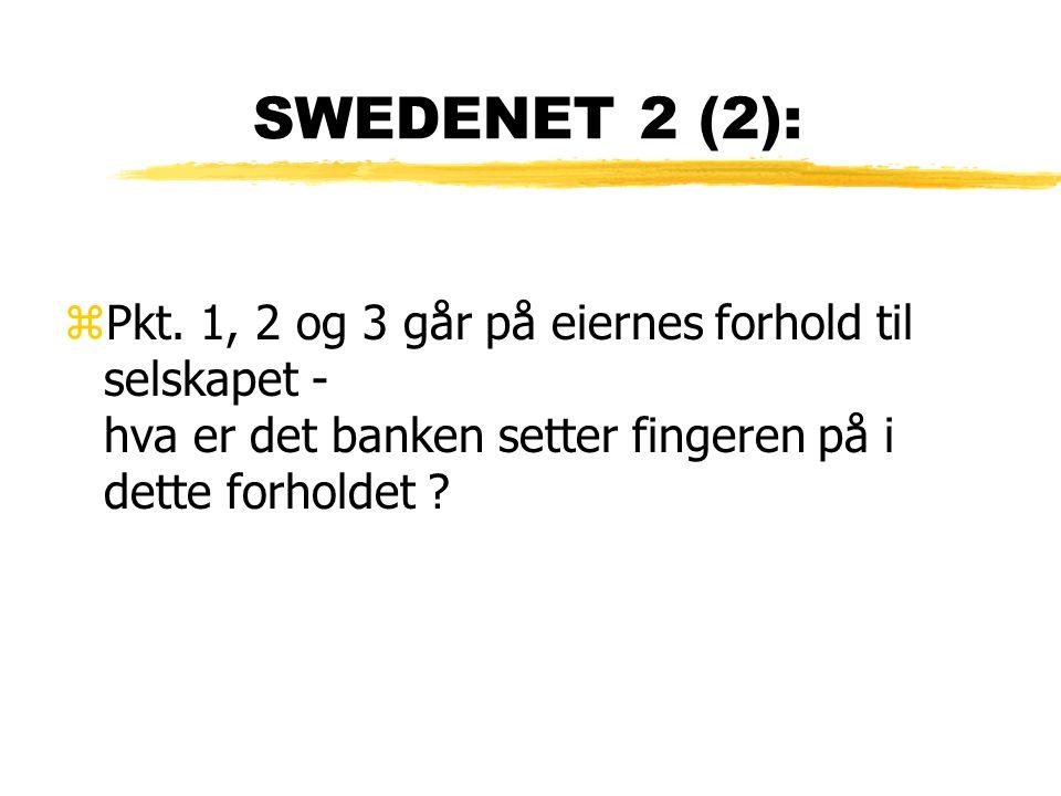 SWEDENET 2 (2):