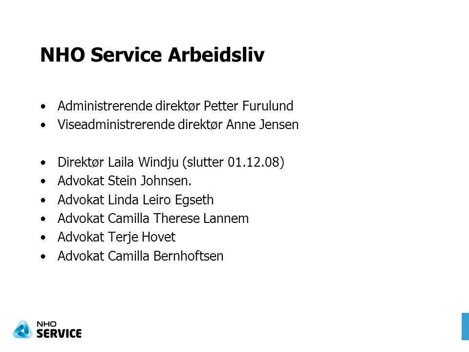 NHO Service Arbeidsliv