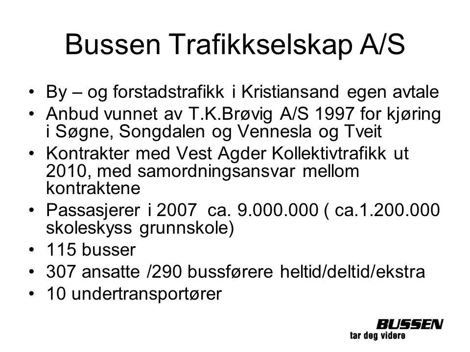 Bussen Trafikkselskap A/S