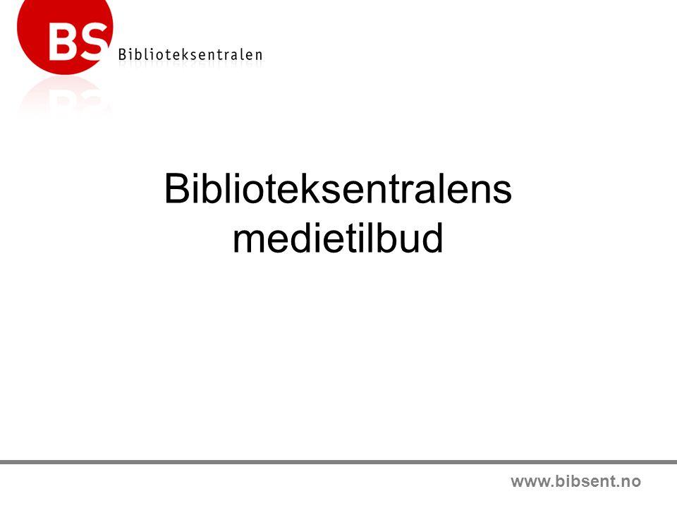 Biblioteksentralens medietilbud