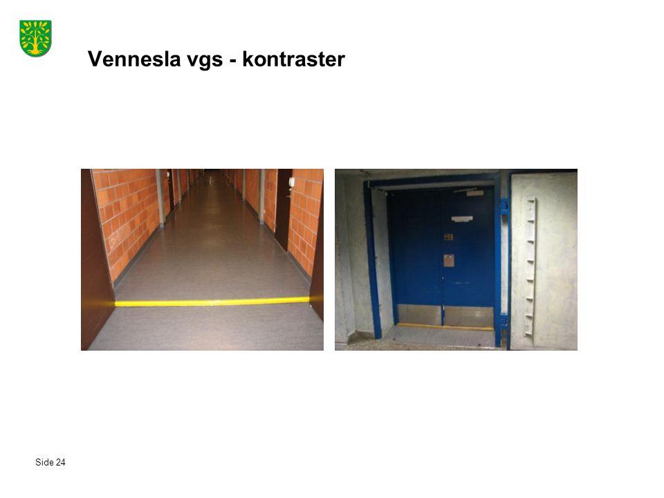Vennesla vgs - kontraster