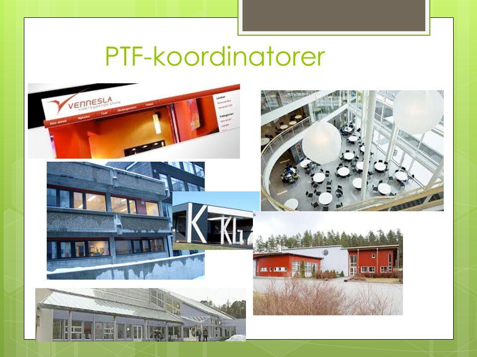 PTF-koordinatorer