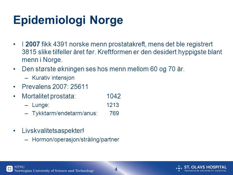 Epidemiologi Norge