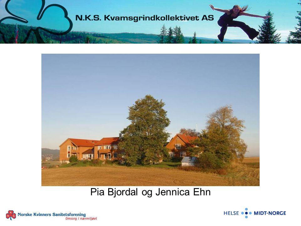 Pia Bjordal og Jennica Ehn
