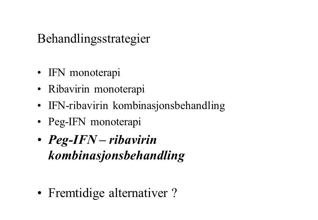 Behandlingsstrategier