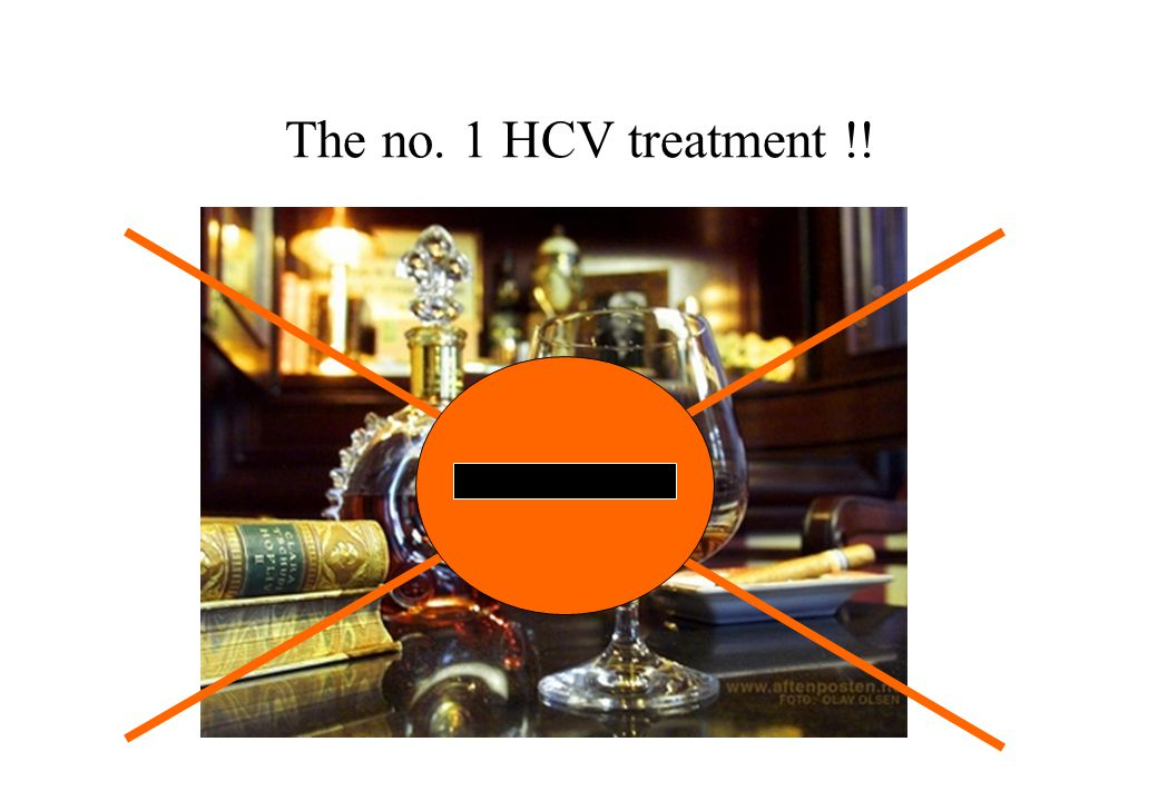 The no. 1 HCV treatment !!