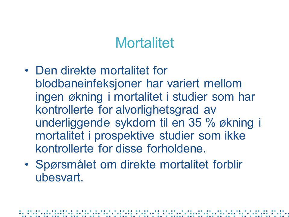 Mortalitet