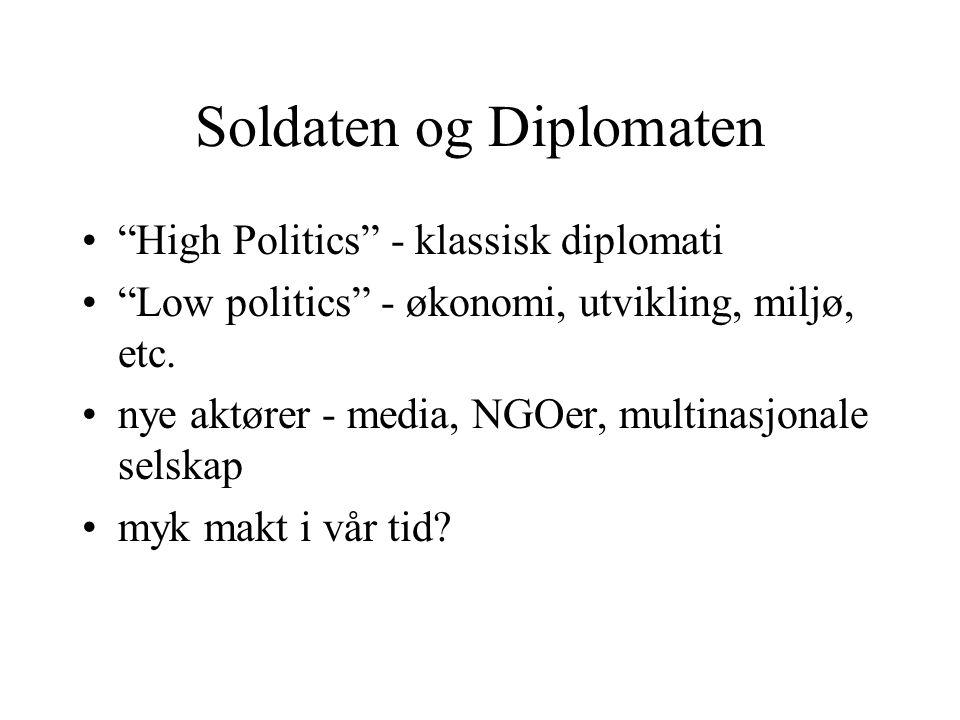 Soldaten og Diplomaten