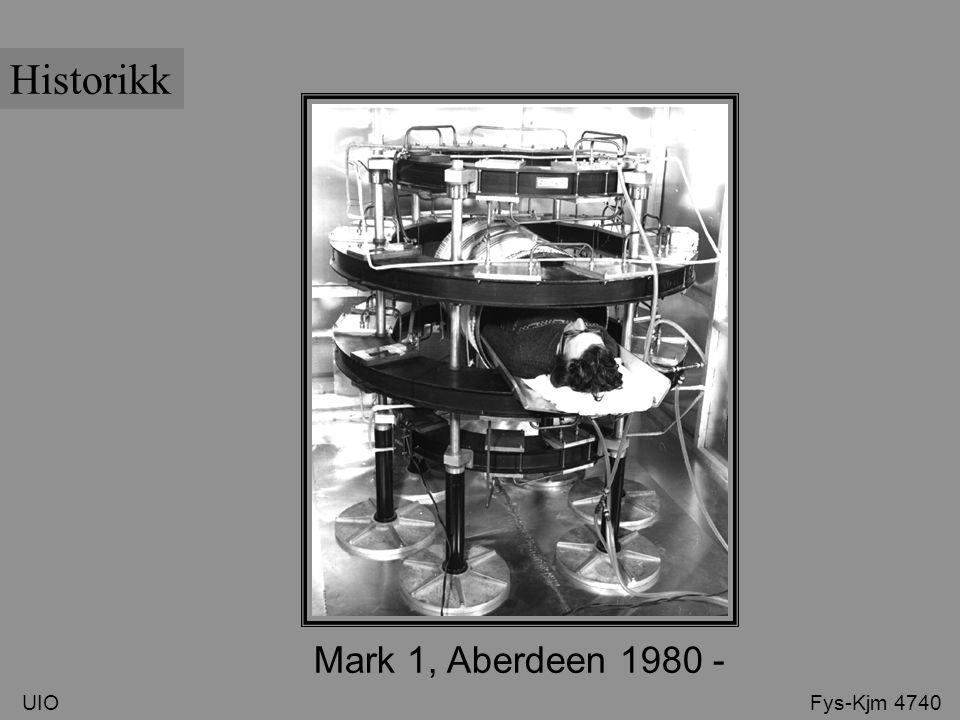 Historikk Mark 1, Aberdeen 1980 -