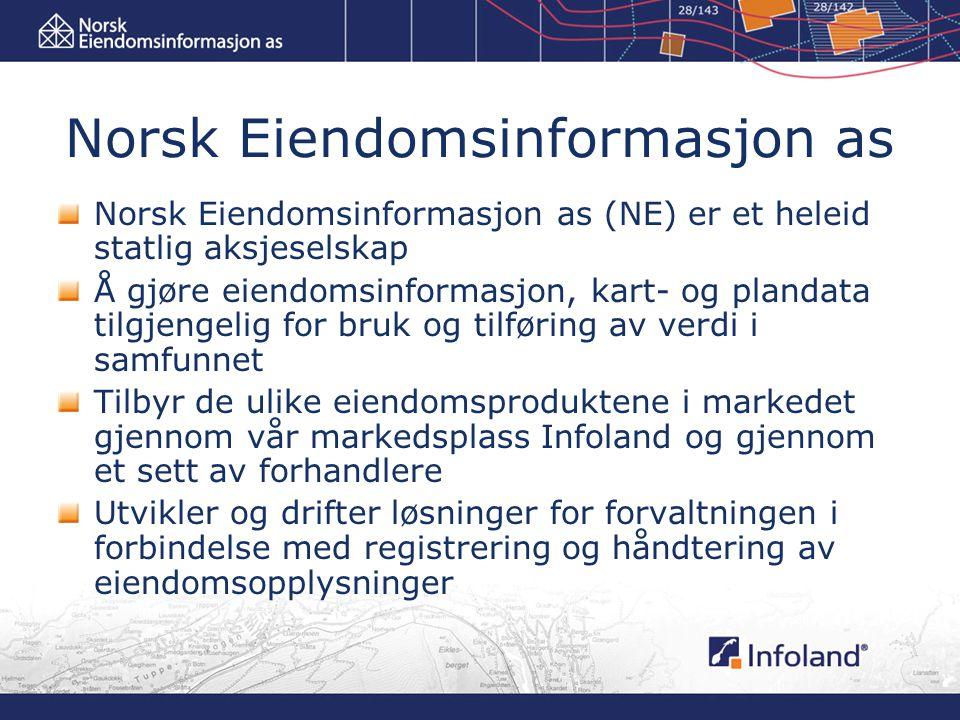 Norsk Eiendomsinformasjon as