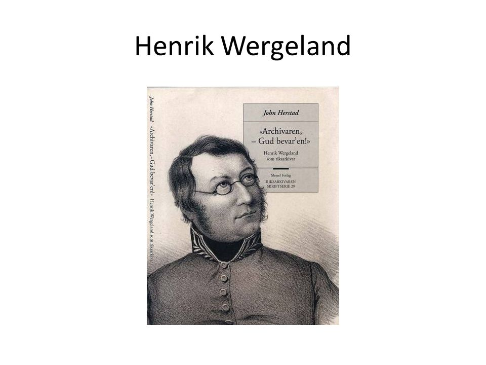 Henrik Wergeland