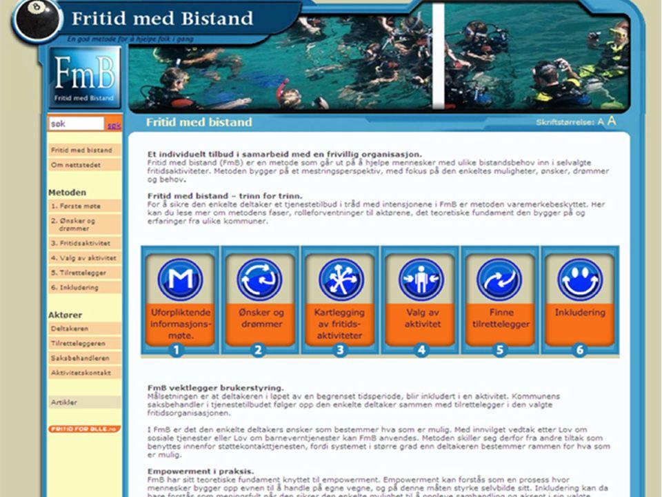 Mer informasjon om metoden finner dere på nettstedet www