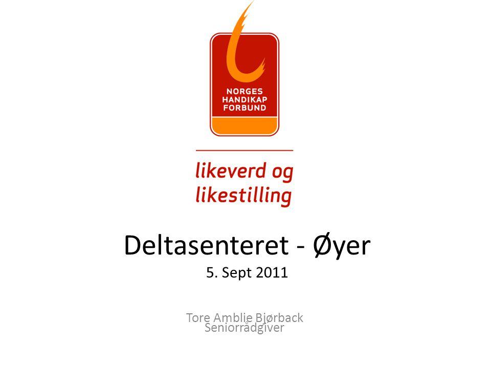 Deltasenteret - Øyer 5. Sept 2011