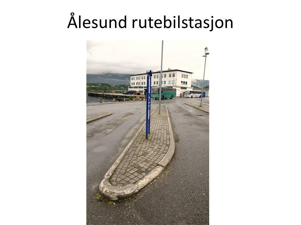 Ålesund rutebilstasjon