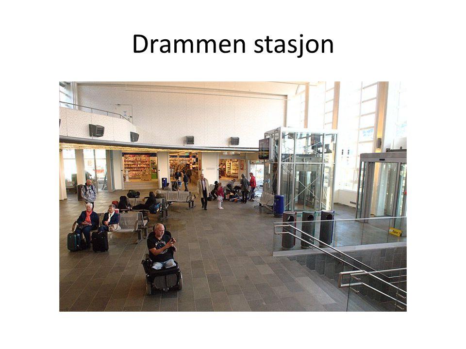 Drammen stasjon