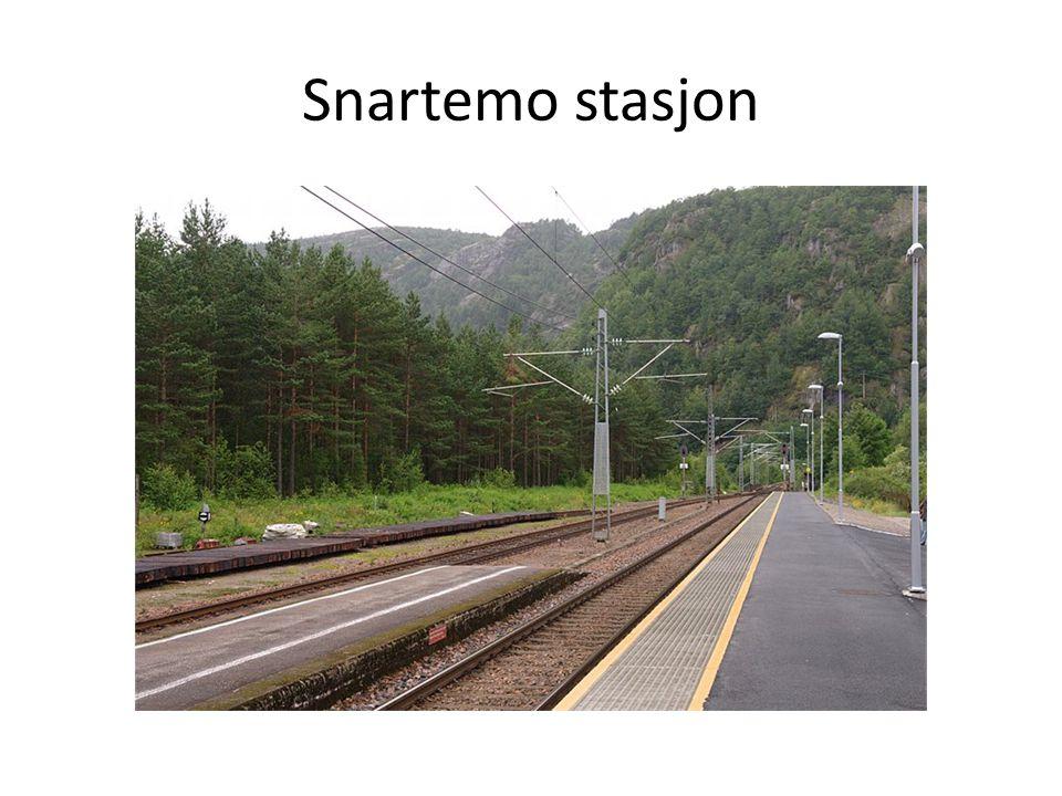 Snartemo stasjon