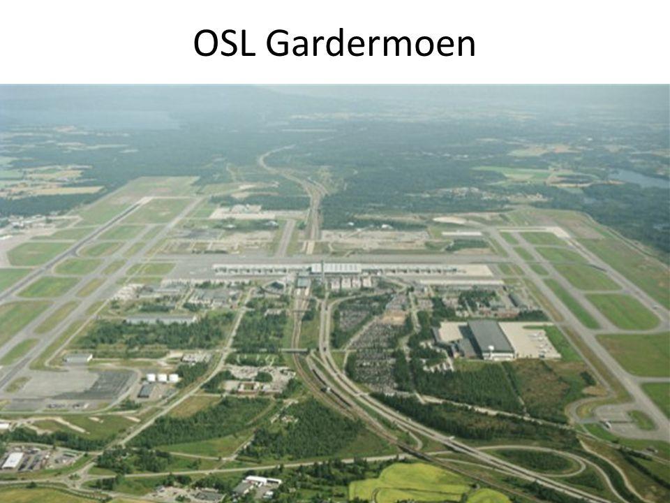OSL Gardermoen