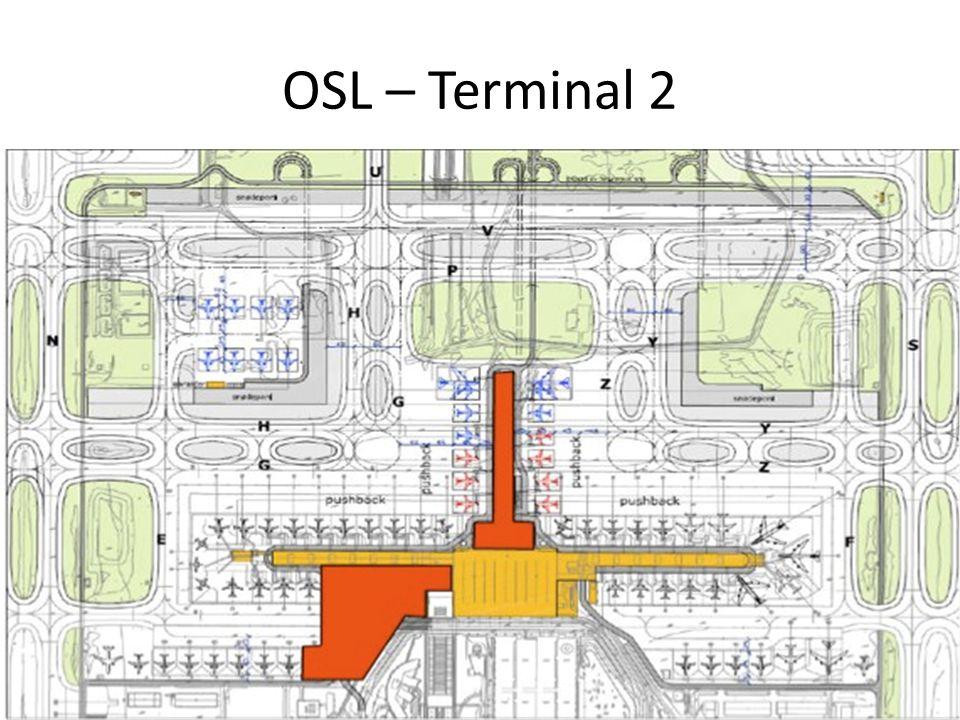 OSL – Terminal 2