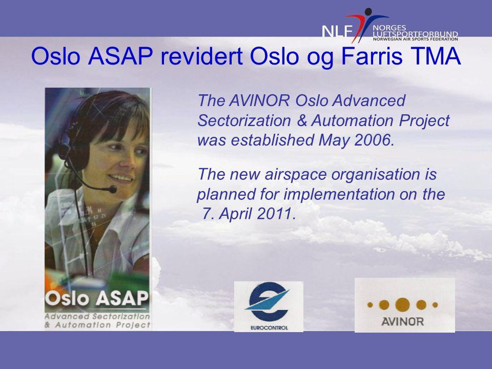 Oslo ASAP revidert Oslo og Farris TMA