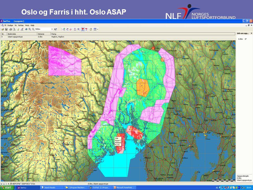 Oslo og Farris i hht. Oslo ASAP