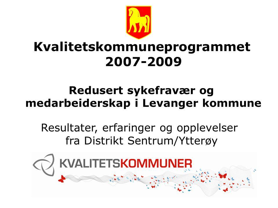 Kvalitetskommuneprogrammet 2007-2009