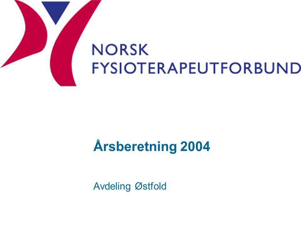 Årsberetning 2004 Avdeling Østfold
