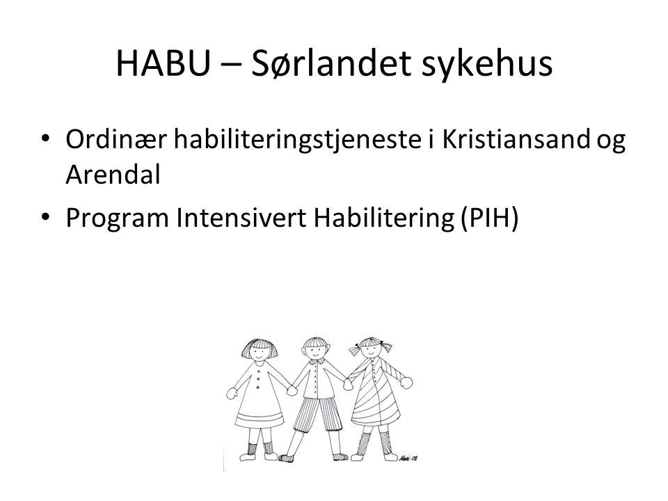 HABU – Sørlandet sykehus
