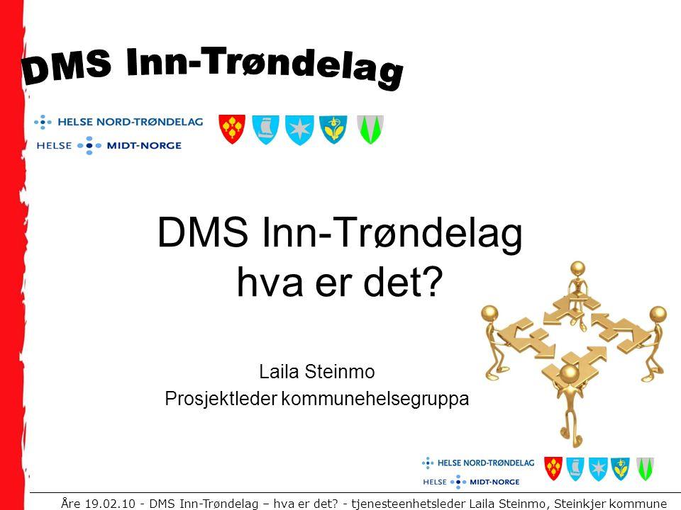 DMS Inn-Trøndelag hva er det
