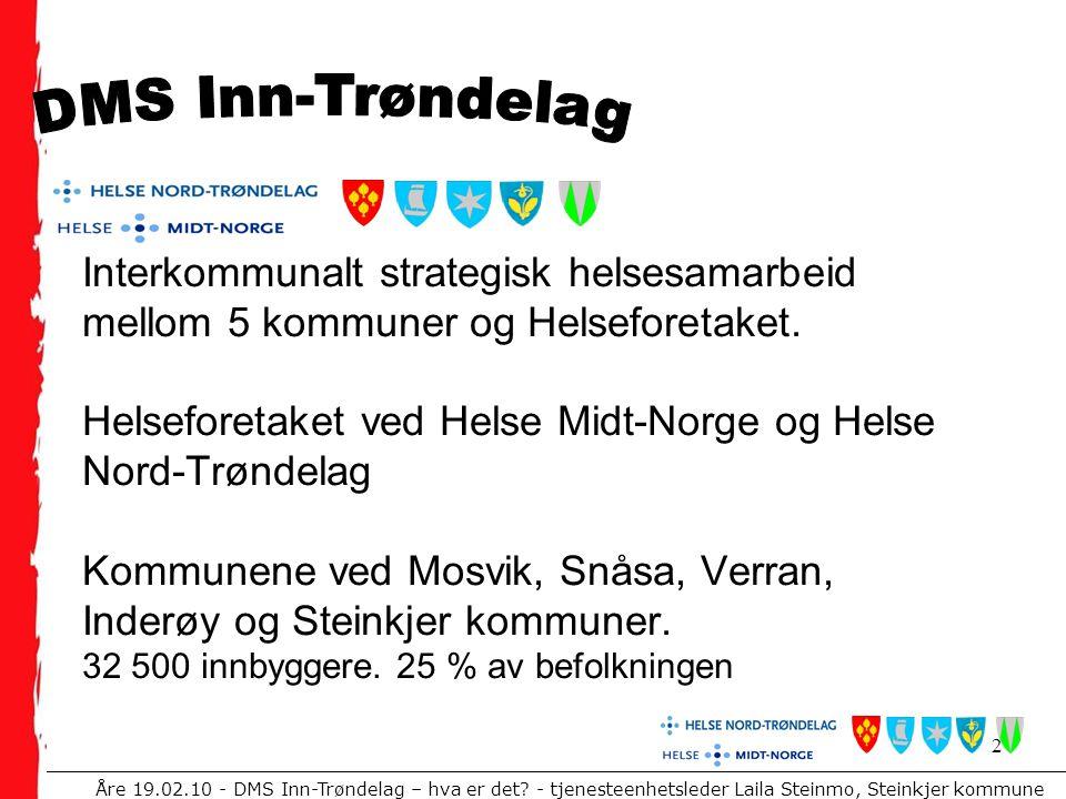 DMS Inn-Trøndelag