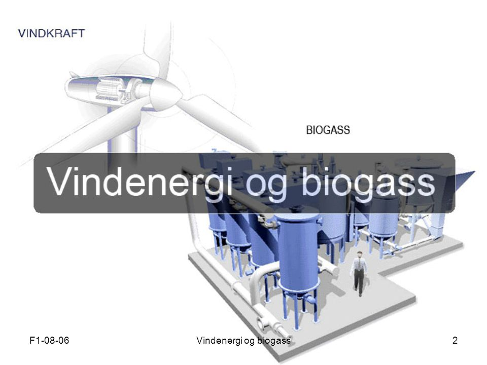 F1-08-06 Vindenergi og biogass