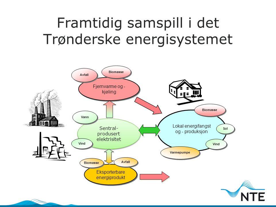Framtidig samspill i det Trønderske energisystemet