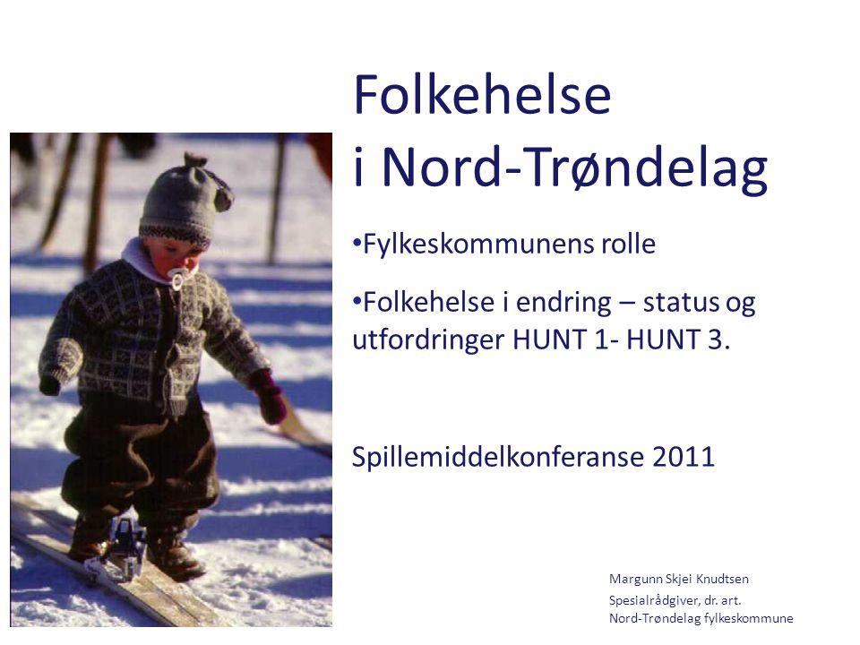 Folkehelse i Nord-Trøndelag