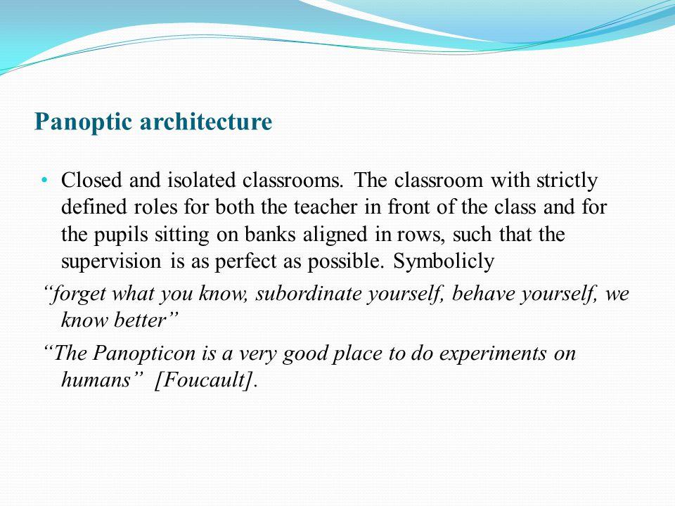 Panoptic architecture