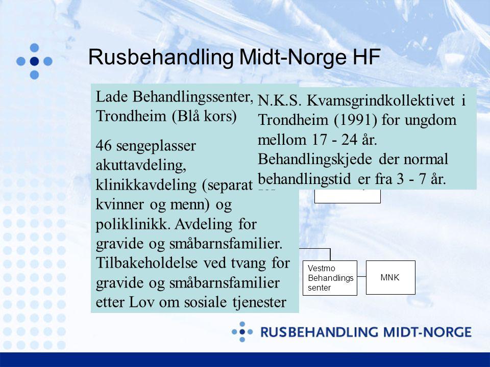Rusbehandling Midt-Norge HF