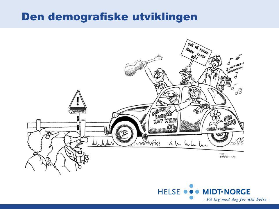 Den demografiske utviklingen